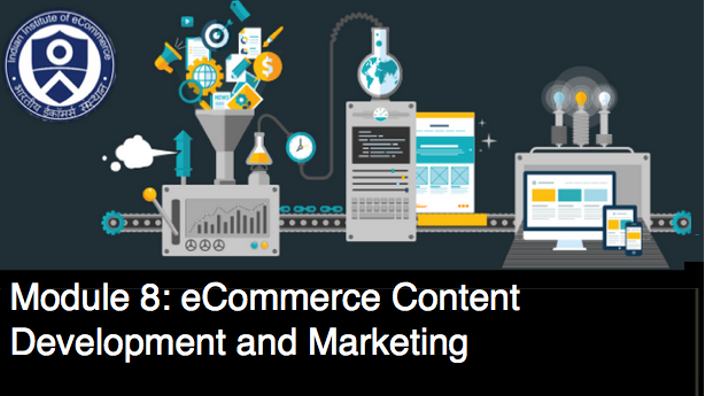 E-commerce Content Development and Marketing