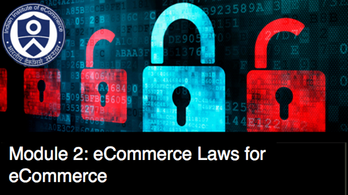 Certified E-commerce Law Professional